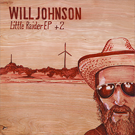 Little Raider EP +2 Cover